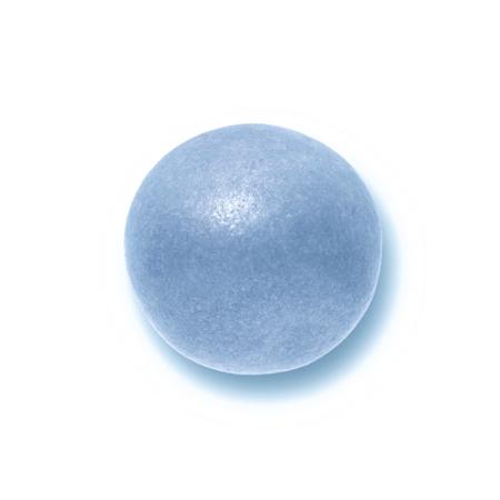 κουφέτα crispy περλέ γαλάζιο Καραμάνης για μπομπονιέρες γάμου, βάπτισης, candy bar