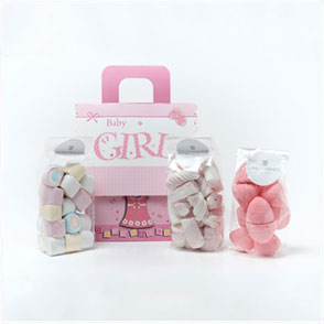 Mallow Candy Box - Girl