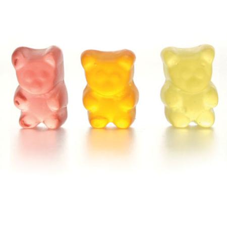 Ζελίνια αρκουδάκια για κέρασμα σε πάρτυ, γεννέθλια, candy bar και κάθε είδους εκδήλωση