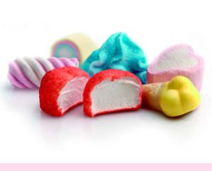 Ζαχαρωτά marshmallows